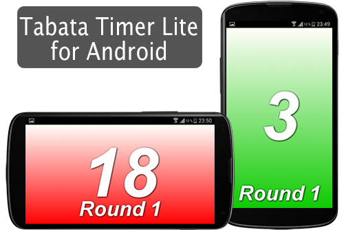 Tabata Timer Lite for Android